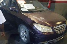 Hyundai Elantra 2005 Purple for sale