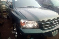 Neat Used Toyota Highlander 2003 for sale