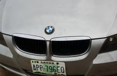 Clean BMW 320i 2006 Silver for sale