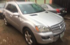 Mercedes Benz ML350 2006/2007 Silver for sale