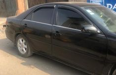 Toyota Camry 2005/2006 Black for sale