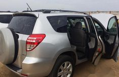 Clean Neatly Used Toyota RAV4 2010 Silver For Sale