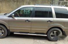 Registered Honda Pilot 2004 Gold for sale