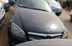 Mercedes Benz C300 2009 Black for sale