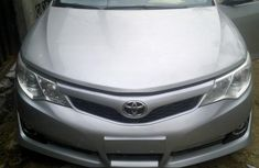 Tokunbo Toyota Camry 2013 Silver for sale