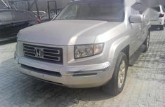 Honda Ridgeline 2006 Silver for sale