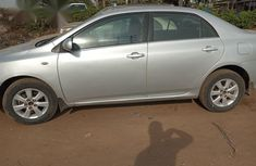 Used Toyota Corolla 2009 Silver for sale