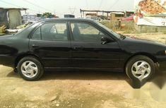 Used Toyota Corolla 2000 Black For Sale