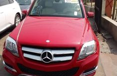 Mercedes-Benz GLK350 2015 Red for sale