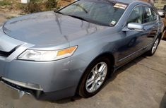 Acura TL 2010 Blue for sale