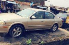 Nissan Maxima V6 2003 Gold for sale
