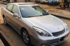 Lexus ES 330 2005 Silver for sale