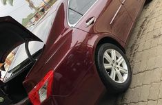 Lexus ES350 2007 Red for sale