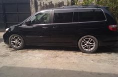 Honda Odyssey 2007 Black for sale