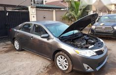 Tokunbo Toyota Camry 2012 Gray for sale