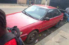 Toyota Corolla 1996 Red for sale