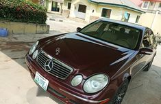 Clean Mercedes-Benz E350 2008 for sale