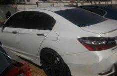 Tokunbo Honda Accord Sport 2016 White For Sale