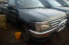 Neat Used Toyota Tacoma 2000 Gray for sale