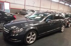 Mercedes-benz CLS350 2013 Black for sale