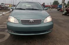Toyota corolla 2004 on sale