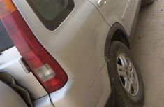 Clean Used Honda CR-V 2003 Silver for sale