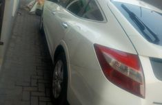 Honda Accord CrossTour 2010 White for sale