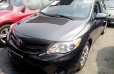 Toyota Corolla LE 2012 Gray for sale