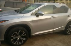 Lexus Rx 2016 Silver for sale