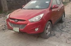 Hyundai IX35 2012 Red Is Available For Sale