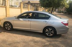 Honda Accord 2013 Silver for sale
