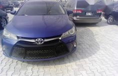 Toyota Camry 2015 Blue for sale