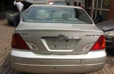 Toyota Avalon 2001 Silver for sale