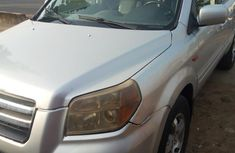 Used Honda Pilot 2005 Silver for sale