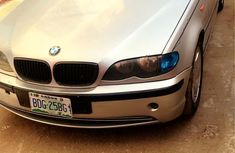 Clean BMW 325i 2005 Silver for sale