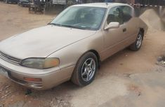 Very Clean Toyota Camry 1996 Gold With V4 Engine for sale