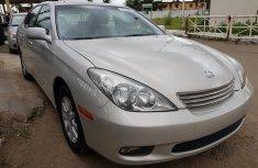 Lexus ES330 2004 Silver For Sale