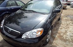 Toyota Corolla 2006 Black for sale