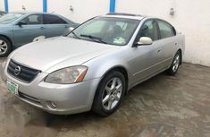 Nissan Altima 2003 Silver for sale