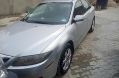 Clean Mazda 6 2006 Silver for sale