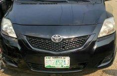 Toyota Yaris 2010 Black for sale