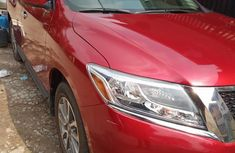 Nissan Pathfinder 2013 Red for sale