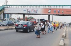How to be a smart pedestrian in Lagos?