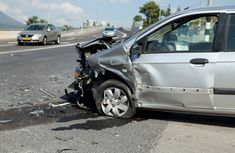 What you must do when tyre blows out while driving