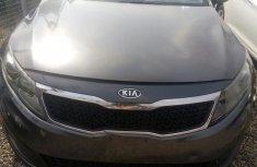 Kia Carens 2012 Gray for sale