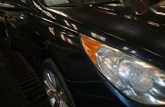 Hyundia Sonata 2013 Blue for sale