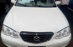 Neatly Used Mazda Millenia 2002 White for sale