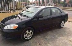Toyota Corolla CE 2004 Black For Sale