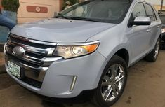 Reg Ford Edge Limited AWD 2013 Model (Fully Loaded)