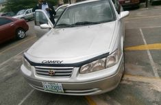 Neatly used Toyota Camry Ash 2000 Silver for sale